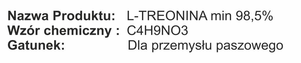 treonina